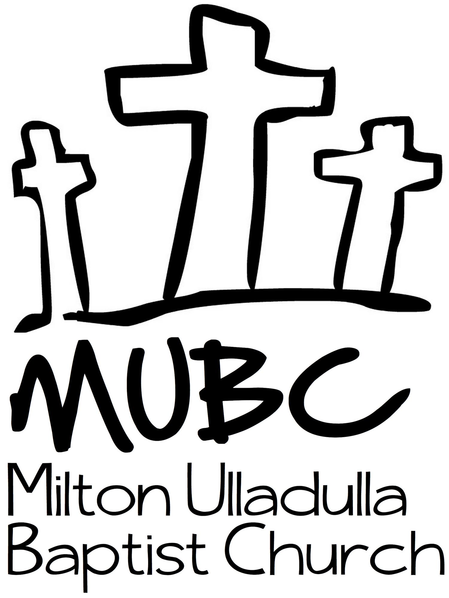 MUBC Logo Three Cross